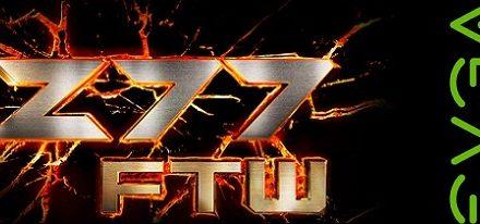 EVGA presenta su tarjeta madre Z77 FTW