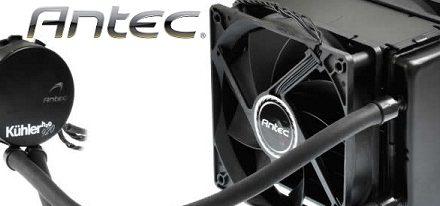 Nuevo CPU Cooler Kühler H2O 920e de Antec
