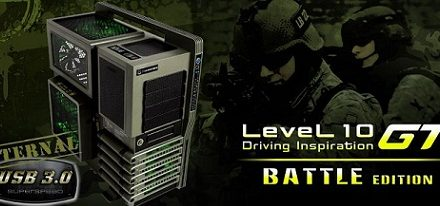 Thermaltake Level 10 GT Battle Edition