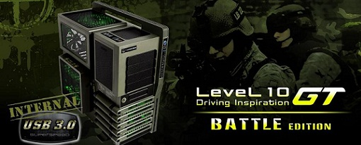 Thermaltake Level 10 GT Battle Edition