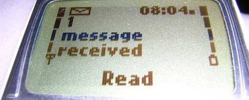Los SMS cumplen 20 años