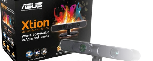 Asus Xtion: La alternativa a Kinect