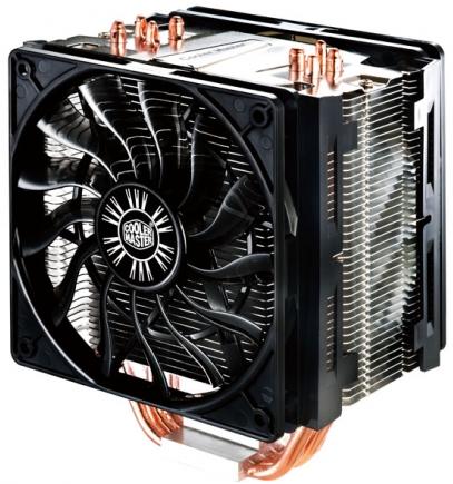 CPU Cooler Hyper 412 Slim de Cooler Master