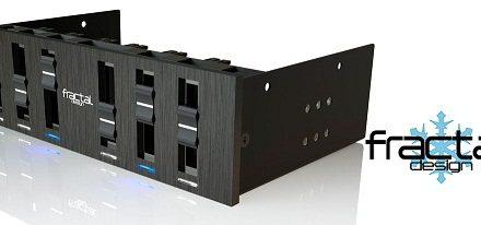Controlador para ventiladores Adjust 108 de Fractal Design