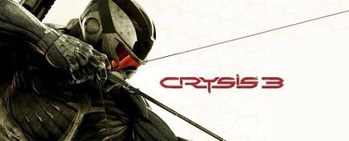 Revelados los requisitos de PC para Crysis 3