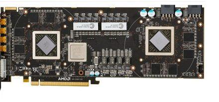 Nueva información e imagen del PCB de la AMD Radeon HD 7990