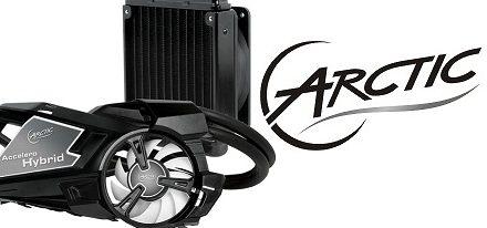 El VGA Cooler Accelero Hybrid de Arctic estará disponible a partir del 29 de mayo