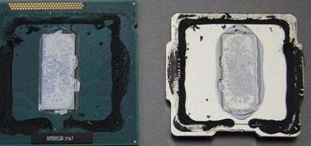 El problema de temperatura de Ivy Bridge se debe a la pasta térmica utilizada por Intel