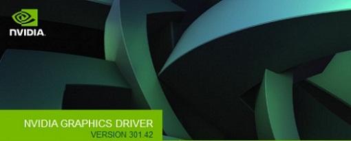 Controladores Nvidia GeForce 301.42 WHQL