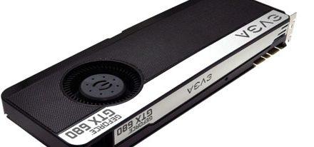 EVGA lanza GTX680 FTW de 2 y 4Gb