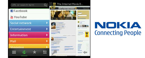 Nokia anuncia Browser 2.0