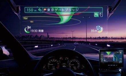 Nuevo GPS Pioneer con realidad aumentada