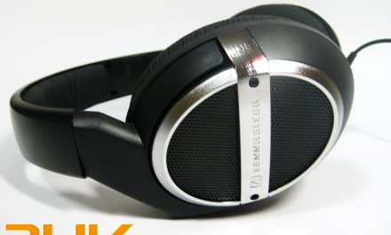 Review: Audífonos Sennheiser HD 448