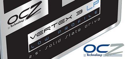 Nuevas unidades de estado sólido Vertex 3 LP de OCZ