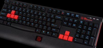 Tt eSports hace oficial su teclado gaming Knucker