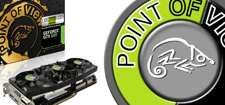 Point of View anuncia su tarjeta de video GeForce GTX 680 EXO