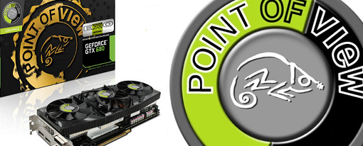 Point of View anuncia su tarjeta de video GeForce GTX 680 EXO