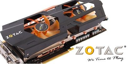 Nueva GTX 680 AMP! Edition de Zotac
