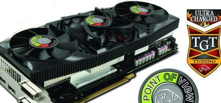 GeForce GTX 680 UltraCharged de Point of View/TGT