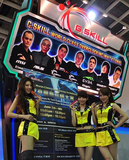 Computex 2012 - G.Skill