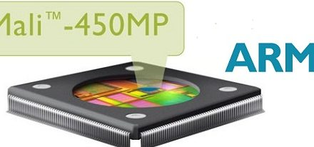 ARM anuncio su procesador de gráficos de próxima generación Mali-450