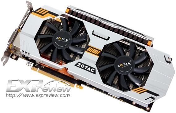 GeForce GTX 670 Extreme Edition de Zotac