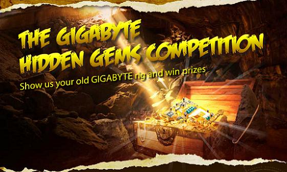 Gigabyte Hidden Gems Competition