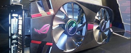 [Computex 2012] Asus muestra su ROG Matrix HD 7970