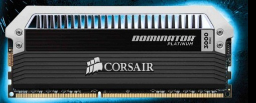 Corsair introducirá sus nuevas memorias DDR3 Dominator Platinum a 3000 MHz