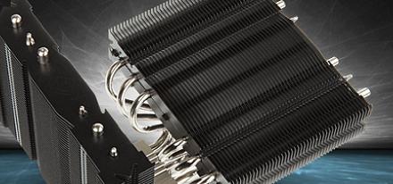 Prolimatech presenta su disipador Genesis Black Series