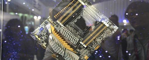 [Computex 2012] Un Producto Impactante: Tarjeta Madre ASUS Zeus Dual-GPU
