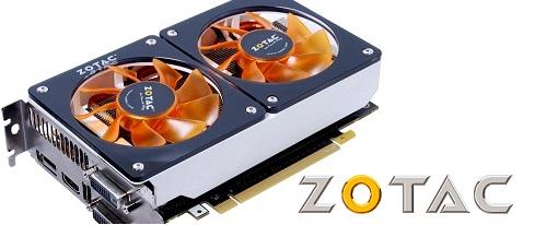 GeForce GTX 670 TwinCooler de Zotac