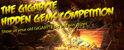 [Concurso] Gigabyte Hidden Gems Competition