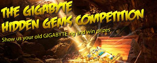 [Concurso] Gigabyte Hidden Gems Competition