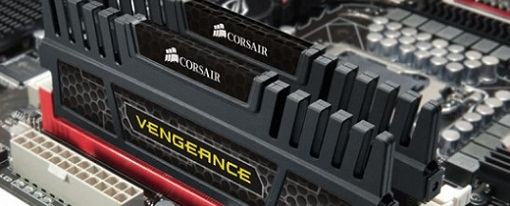 Nuevo kit de memorias DDR3 Vengeance de 16GB de Corsair