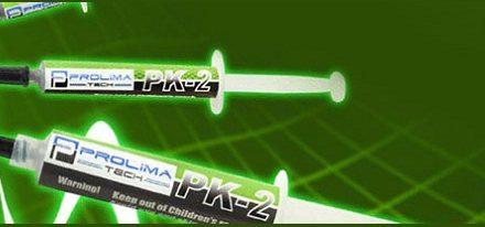 Prolimatech anuncia sus nuevas pastas térmicas PK-2 y PK-3