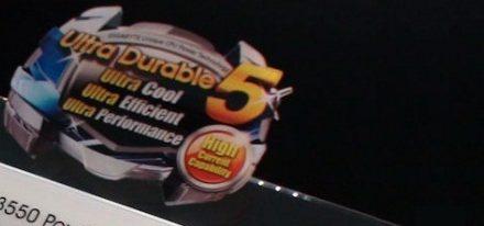 Gigabyte anuncia su tecnología Ultra Durable 5
