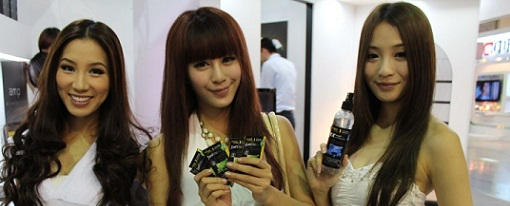 [Computex 2012] Booth Babes