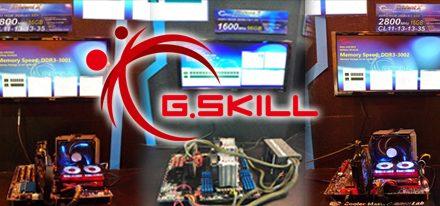 [Computex 2012] G.SKILL Expone el Kit de Memorias DDR3 «La de Mayor Capacidad y más Rapida»