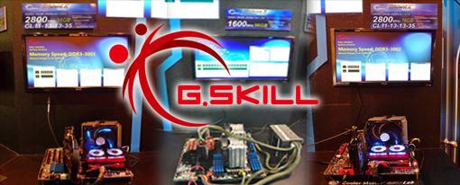 """[Computex 2012] G.SKILL Expone el Kit de Memorias DDR3 """"La de Mayor Capacidad y más Rapida"""""""