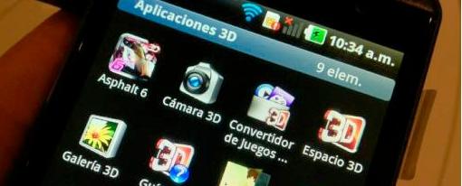 Movilnet trae el LG Optimus 3D a Venezuela