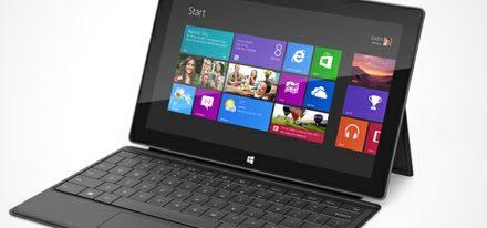Microsoft lanza su tablet: Microsoft Surface