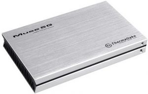"Caja para disco duro 2.5"" Muse 5G de Thermaltake"