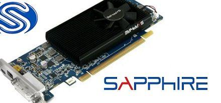 Sapphire anuncia su nueva tarjeta gráfica HD 7750 de bajo perfil