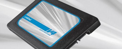 Nuevos SSDs v4 de Crucial