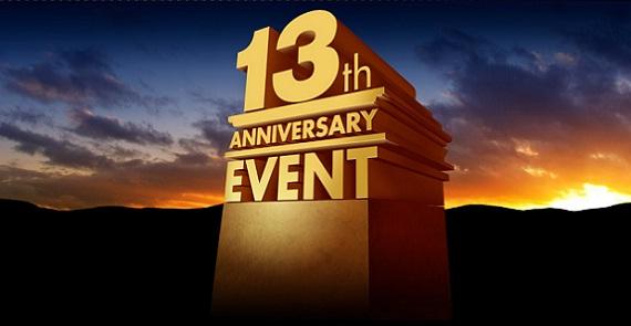 EVGA 13th Anniversary