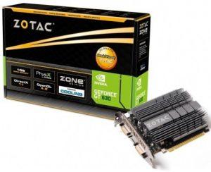 GeForce GT 630 Zone Editions de Zotac