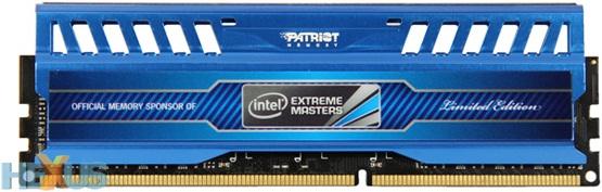 Memorias DDR3 Intel Extreme Masters Limited Edition de Patriot