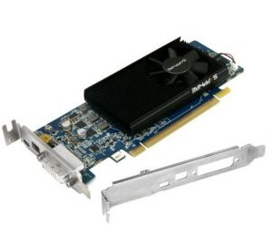 Radeon HD 7750 de bajo perfil de Sapphire