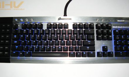 Review: Teclado Corsair Vengeance K90